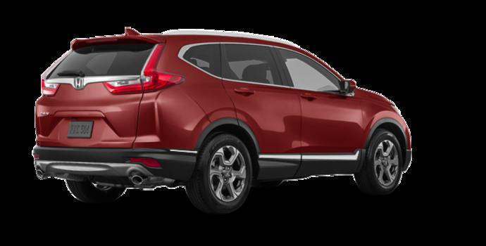 2017 Honda CR-V TOURING | Photo 5 | Molten Lava Pearl