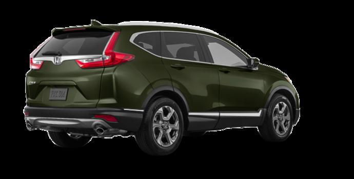 2017 Honda CR-V TOURING | Photo 5 | Dark Olive Metallic