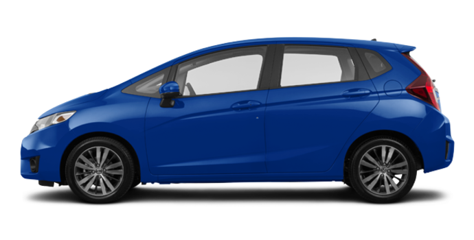 2017 Honda Fit SE | Photo 4 | Aegean Blue Metallic