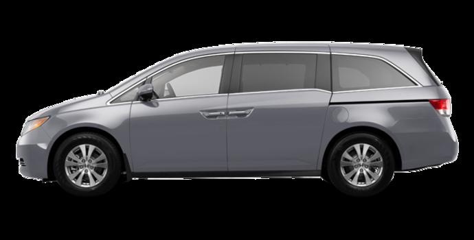 2017 Honda Odyssey EX-L NAVI | Photo 4 | Lunar Silver Metallic
