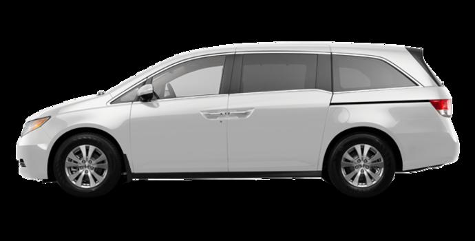 2017 Honda Odyssey EX-L NAVI | Photo 4 | White Diamond Pearl