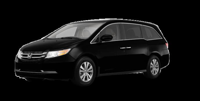 2017 Honda Odyssey EX-L NAVI | Photo 6 | Crystal Black Pearl