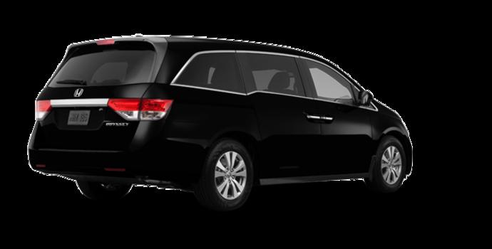 2017 Honda Odyssey EX-L RES | Photo 5 | Crystal Black Pearl