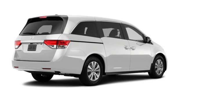 2017 Honda Odyssey EX-L RES | Photo 5 | White Diamond Pearl