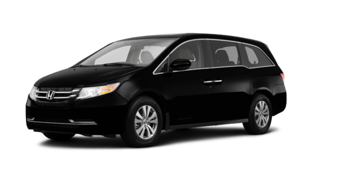 2017 Honda Odyssey EX-L RES | Photo 6 | Crystal Black Pearl