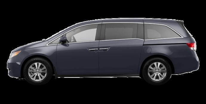 2017 Honda Odyssey EX | Photo 4 | Modern Steel Metallic