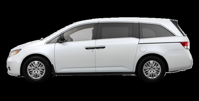 2017 Honda Odyssey LX | Photo 4 | White Diamond Pearl