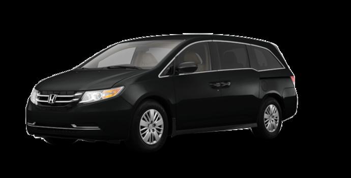 2017 Honda Odyssey LX | Photo 6 | Crystal Black Pearl