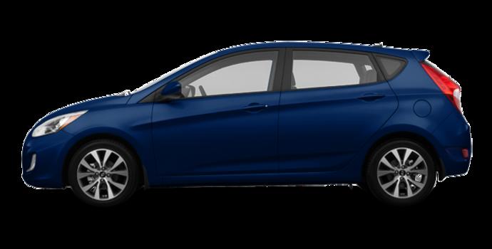 2017 Hyundai Accent 5 Doors SE | Photo 4 | Pacific Blue