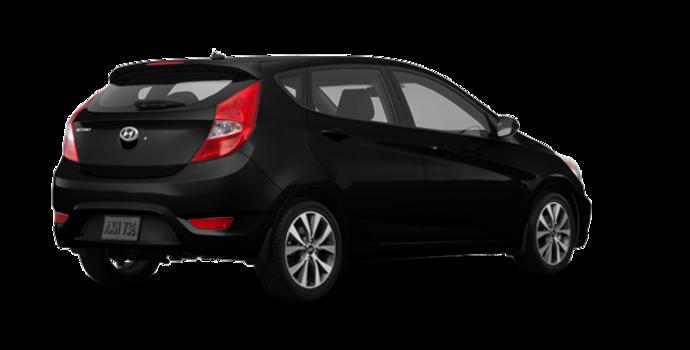 2017 Hyundai Accent 5 Doors SE | Photo 5 | Ultra Black