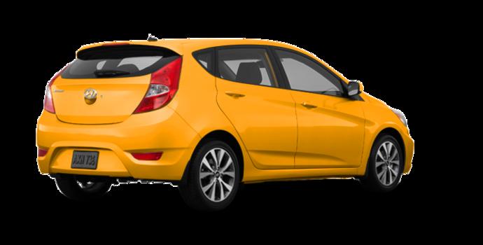 2017 Hyundai Accent 5 Doors SE | Photo 5 | Sunflower Yellow