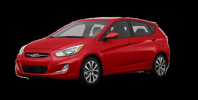 2017 Hyundai Accent 5 Doors SE | Photo 6 | Boston Red