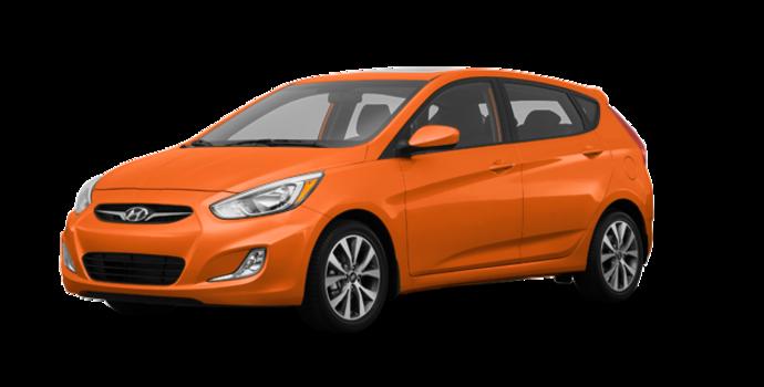 2017 Hyundai Accent 5 Doors SE | Photo 6 | Vitamin C