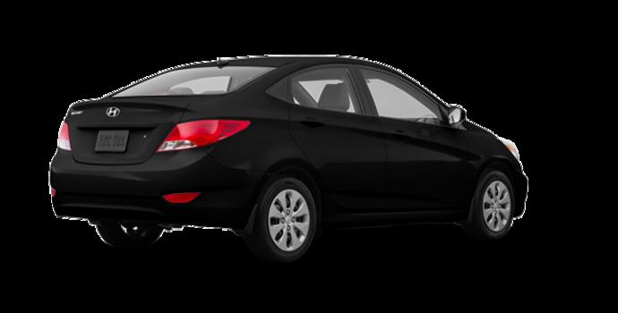 2017 Hyundai Accent Sedan LE | Photo 5 | Ultra Black