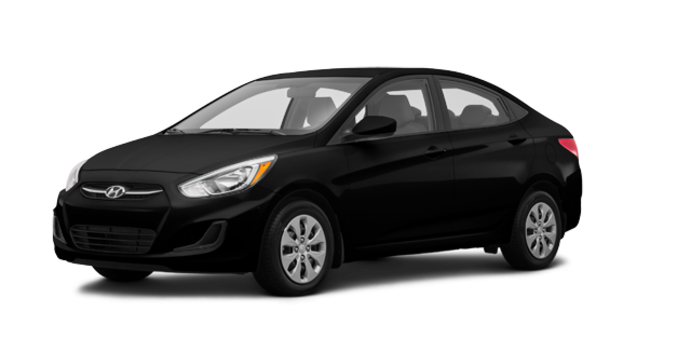2017 Hyundai Accent Sedan LE | Photo 6 | Ultra Black