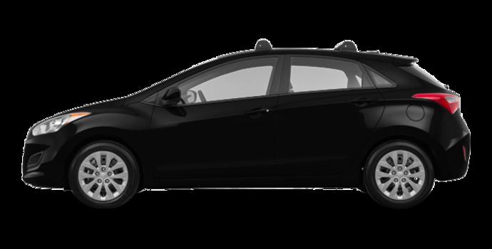 2017 Hyundai Elantra GT GL   Photo 4   Space Black