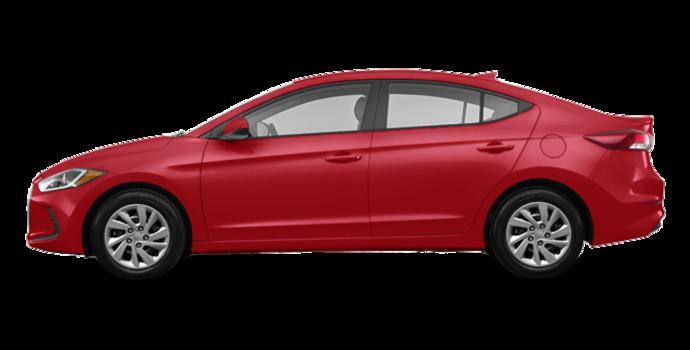 2017 Hyundai Elantra LE | Photo 4 | Fiery Red