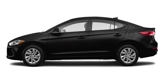 2017 Hyundai Elantra LE | Photo 4 | Black Pearl