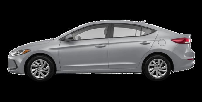 2017 Hyundai Elantra LE | Photo 4 | Platinum Silver