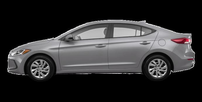 2017 Hyundai Elantra LE | Photo 4 | Polished Metal