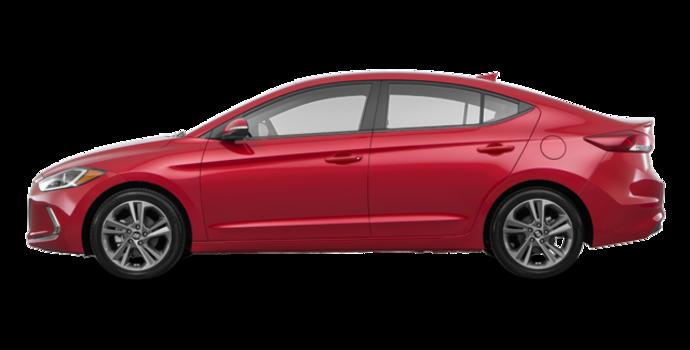 2017 Hyundai Elantra SE | Photo 4 | Fiery Red