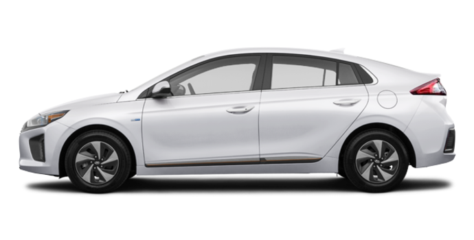 2017 Hyundai IONIQ electric LIMITED | Photo 4 | Polar White