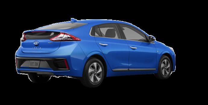 2017 Hyundai IONIQ electric LIMITED | Photo 5 | Marina Blue