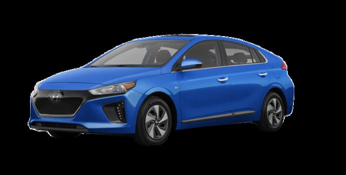 2017 Hyundai IONIQ electric LIMITED | Photo 6 | Marina Blue