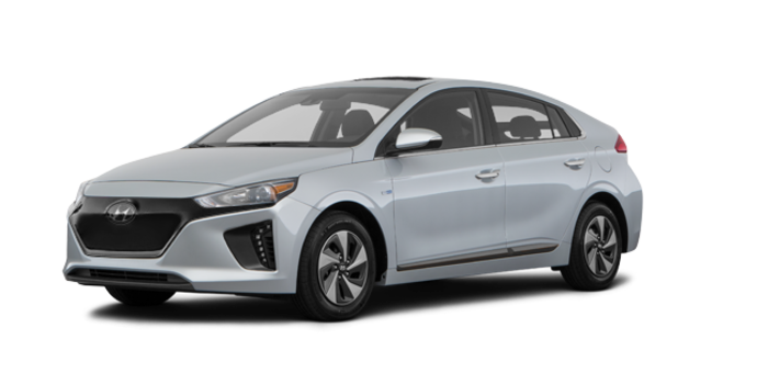 2017 Hyundai IONIQ electric LIMITED | Photo 6 | Platinum Silver