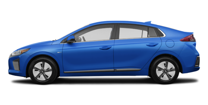 2017 Hyundai IONIQ BLUE | Photo 4 | Marina Blue