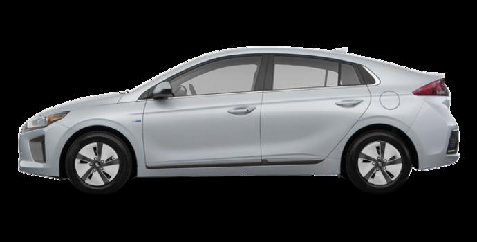 2017 Hyundai IONIQ BLUE | Photo 4 | Platinum Silver