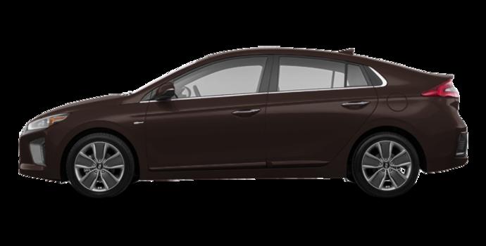2017 Hyundai IONIQ LIMITED/TECH | Photo 4 | Cafe Brown