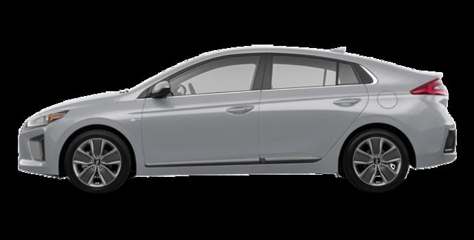 2017 Hyundai IONIQ LIMITED/TECH | Photo 4 | Platinum Silver