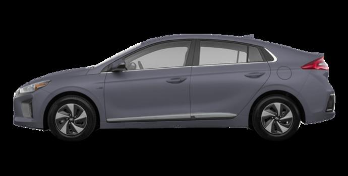 2017 Hyundai IONIQ SE | Photo 4 | Aurora Silver