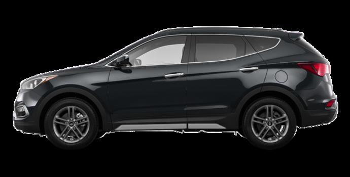 2017 Hyundai Santa Fe Sport 2.0T LIMITED | Photo 4 | Titanium Silver