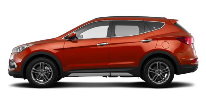 2017 Hyundai Santa Fe Sport 2.0T LIMITED | Photo 4 | Canyon Copper