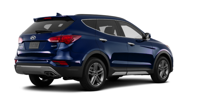 2017 Hyundai Santa Fe Sport 2.0T LIMITED | Photo 5 | Nightfall Blue