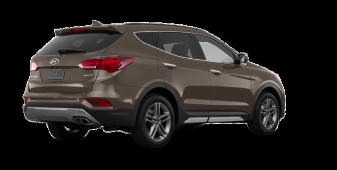 2017 Hyundai Santa Fe Sport 2.0T LIMITED | Photo 5 | Platinum Graphite