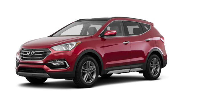 2017 Hyundai Santa Fe Sport 2.0T LIMITED | Photo 6 | Serrano Red