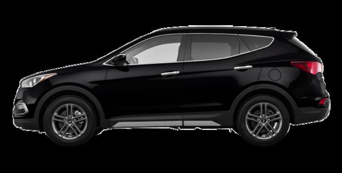 2017 Hyundai Santa Fe Sport 2.0T SE | Photo 4 | Twilight Black