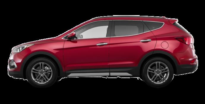 2017 Hyundai Santa Fe Sport 2.0T SE | Photo 4 | Serrano Red