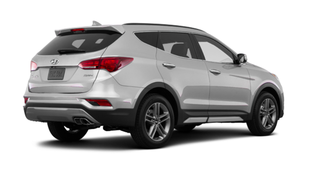 2017 Hyundai Santa Fe Sport 2.0T SE | Photo 5 | Sparkling Silver