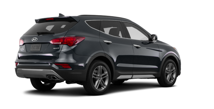 2017 Hyundai Santa Fe Sport 2.0T SE | Photo 5 | Titanium Silver