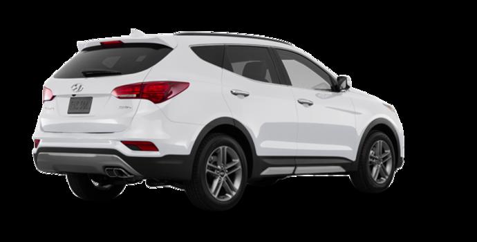 2017 Hyundai Santa Fe Sport 2.0T SE | Photo 5 | Frost White Pearl