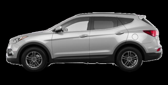2017 Hyundai Santa Fe Sport 2.4 L PREMIUM | Photo 4 | Sparkling Silver