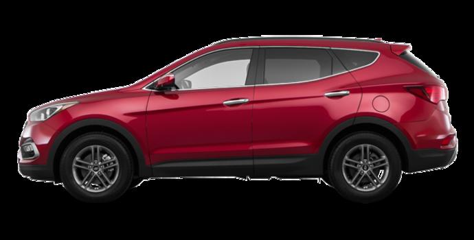 2017 Hyundai Santa Fe Sport 2.4 L PREMIUM | Photo 4 | Serrano Red