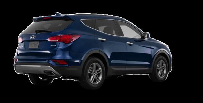 2017 Hyundai Santa Fe Sport 2.4 L PREMIUM | Photo 5 | Nightfall Blue