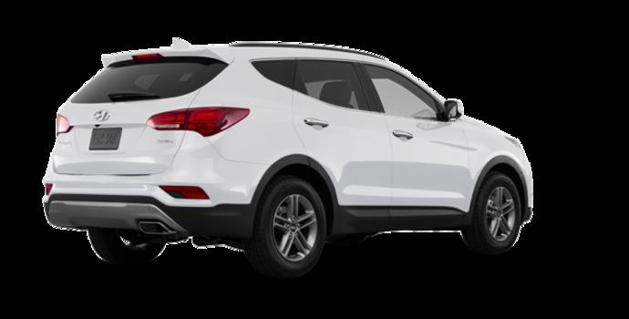 2017 Hyundai Santa Fe Sport 2.4 L PREMIUM | Photo 5 | Frost White Pearl