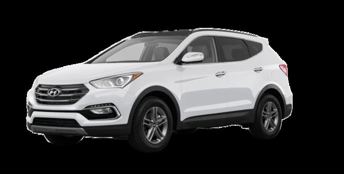 2017 Hyundai Santa Fe Sport 2.4 L SE | Photo 6 | Frost White Pearl
