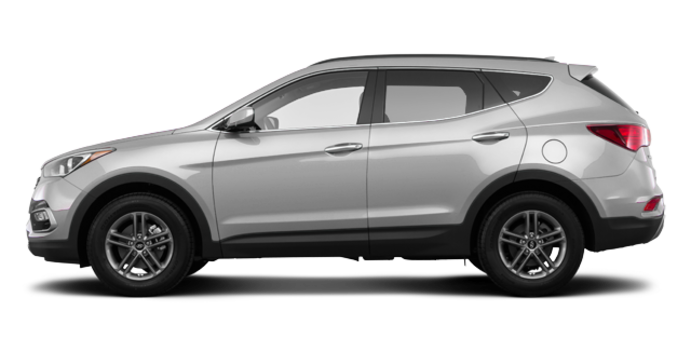 2017 Hyundai Santa Fe Sport 2.4 L | Photo 4 | Sparkling Silver
